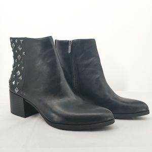 New Circus by Sam Edelman Black Size 9 Booties